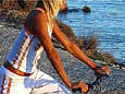 Bicycles can be hired for Energyia Holistic retreat guests at a very reasonable weekly rate.