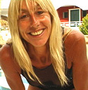 Michele Wilburn, author and presenter of Energyia yoga and holistic fitness holiday retreats in Zakynthos in the Greek Islands