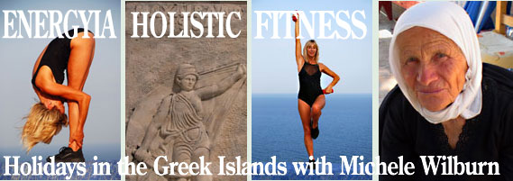 Energyia holistic fitness holidays are designed to revitalize, refresh and revive your energy