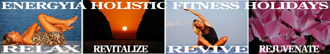 holistic fitness holidays in zante greece grek islands to revie and revitalize energy and well being