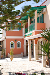 The Balcony Hotel is one of the only hotel complexes in Zakynthos that does not cater to tour operators