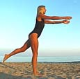 Join Michele Wilburn in Zakynthos with an Energyia Holistic fitness activity and yoga holiday retreat - a great holiday in the sun, by the sea.