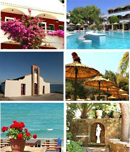 Energyia fitness retreat holidays in Vasilikos provide a great selection of beautiful beaches